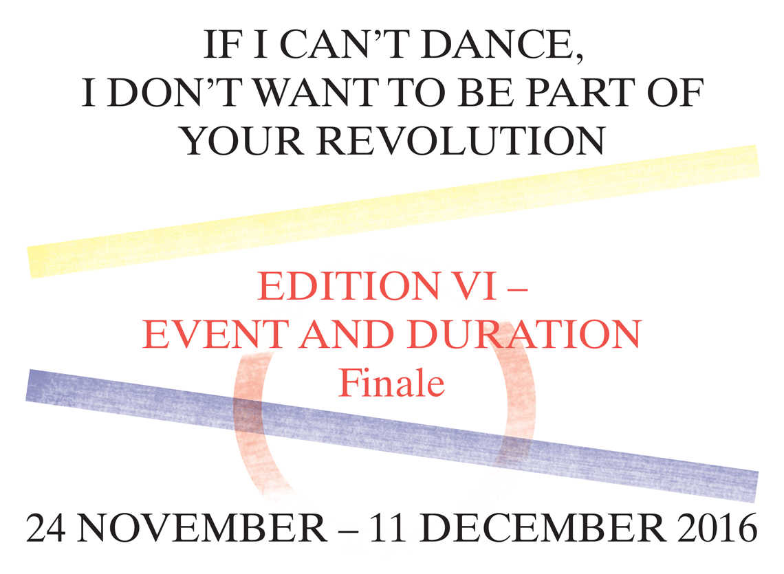 IICD ~  Edition VI – Event And Duration
