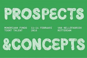 Prospects and Concepts 2016