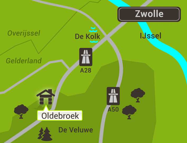 map oldebroek