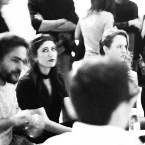 During Cosmopolis1 opening talk with Kader Attia @centrepompidou #foundlandcollective #talk photo by @hecatstudio @chadiabo (at Centre Pompidou)