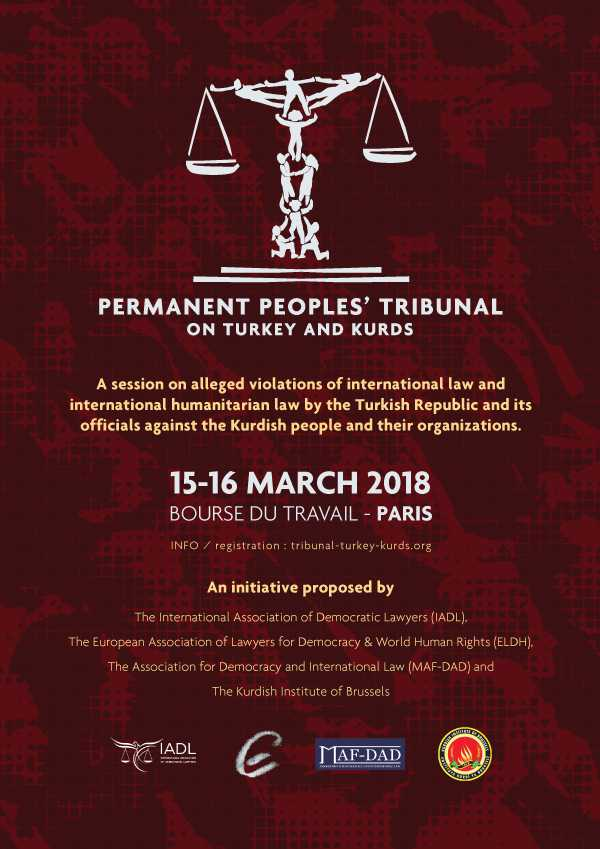 Permanent Peoples Tribunal on Turkey and the Kurds