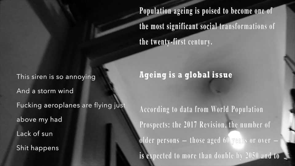 Vita Buivid: Ageing is a global issue.